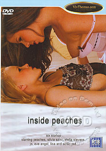 Inside Peaches Box Cover