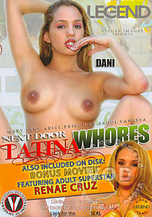 Next Door Latina Whores Box Cover