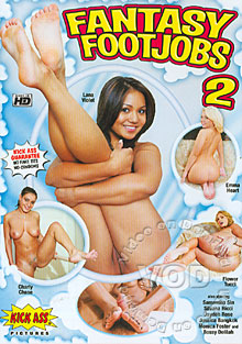 Fantasy Footjobs 2 Box Cover
