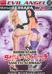 Battle Of The Sluts 3 - Bobbi Starr Vs. Annette Schwarz (Disc 2) Box Cover