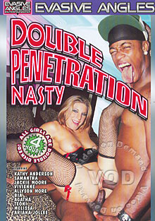 Double Penetration Nasty Box Cover