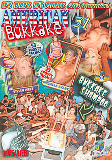American Bukkake 31 Box Cover