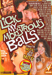 Lick My Monstrous Balls