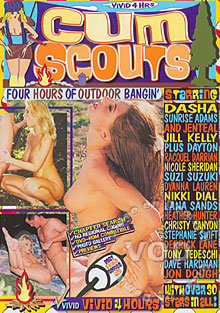 Cum Scouts Box Cover - Login to see Back