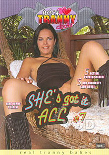 She's Got It All #7 Box Cover