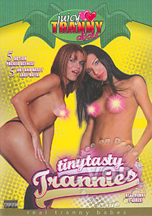 Tinytasty Trannies Box Cover