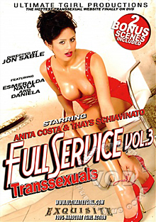 Full Service Transsexuals 3 Box Cover
