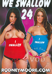 We Swallow 24 Box Cover