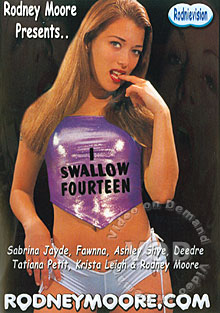 I Swallow Fourteen Box Cover