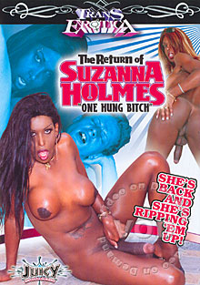 The Return Of Suzanna Holmes \