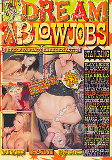 Dream Blowjobs Box Cover