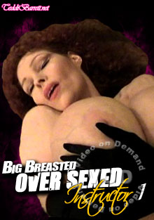 Big Breasted Over Sexed Instructor 1 Box Cover