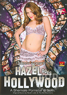 Buddy Wood's Hazel Does Hollywood Box Cover