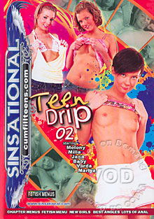 Teen Drip 2 Box Cover