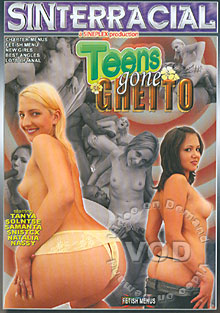 Teens Gone Ghetto Box Cover