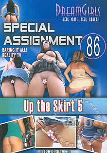 Special Assignment 86 - Up the Skirt 5 Box Cover