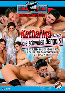 Katharina Und Die Schwulen Bengels Box Cover