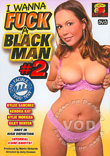 I Wanna Fuck A Black Man #2 Box Cover