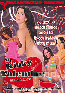 My Kinky Valentine Box Cover
