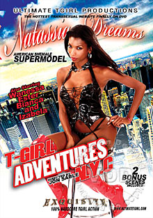 T-Girl Adventures In N.Y.C. Box Cover