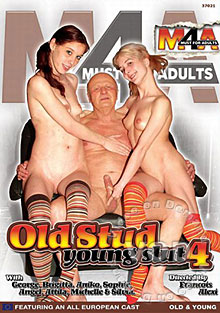 Old Stud Young Slut 4 Box Cover