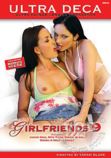 Girlfriends 9 Box Cover