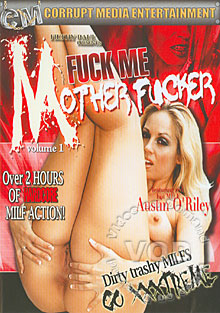 Fuck Me Mother Fucker Volume 1 Box Cover