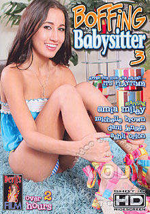 Boffing The Babysitter 3 Box Cover