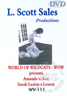 WV-111:  Amanda Vs Lee - Sarah Learns A Lesson Box Cover