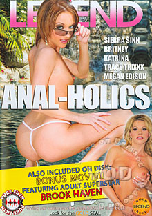 Anal-Holics Box Cover