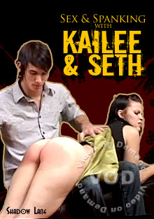 Sex & Spanking With Kailee & Seth Box Cover