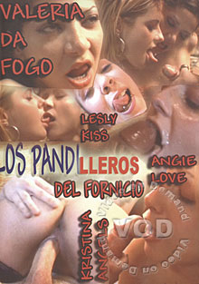 Los Pandilleros Del Fornicio Box Cover