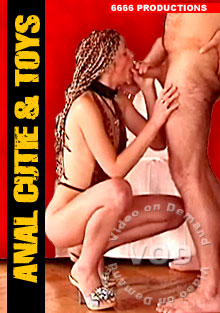 Anal Cutie & Toys Box Cover