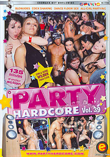 Party Hardcore 39 Box Cover