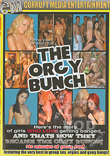 The Orgy Bunch Box Cover
