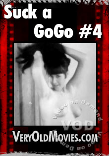 Suck A GoGo #4 Box Cover