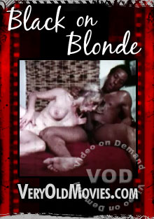 Black On Blonde Box Cover
