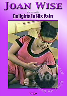 Delights In His Pain Box Cover