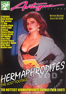 Hermaphrodites - The Lost Footage Box Cover