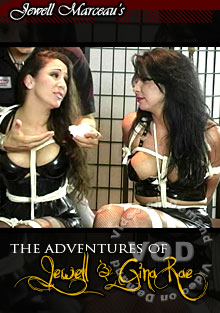 The Adventures Of Jewell & Gina Rae Box Cover