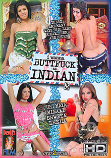 I Wanna Buttfuck An Indian 3 Box Cover