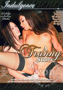 A Tranny Story Box Cover