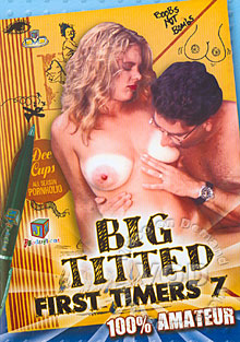 Big Titted First Timers 7 Box Cover