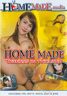 Home Made Trannies In Thailand Box Cover