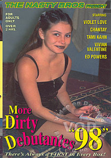 More Dirty Debutantes 98 Box Cover - Login to see Back