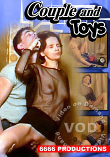 Couple And Toys Box Cover