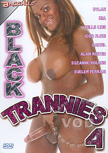 Black Trannies 4 Box Cover