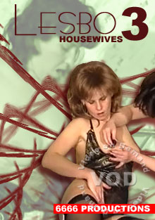Lesbo Housewives 3 Box Cover