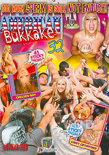 American Bukkake 32 Box Cover