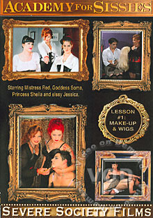 Academy For Sissies Lesson 2 Box Cover